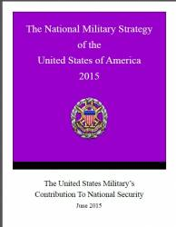 The National Military Strategy of the United States of America 2015