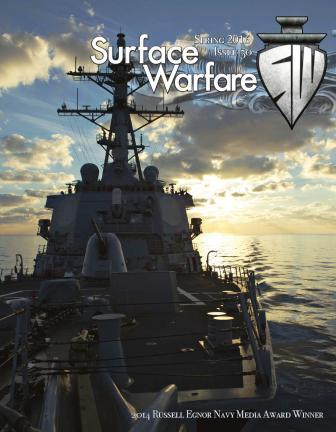 Surface Warfare Magazine №50 2016