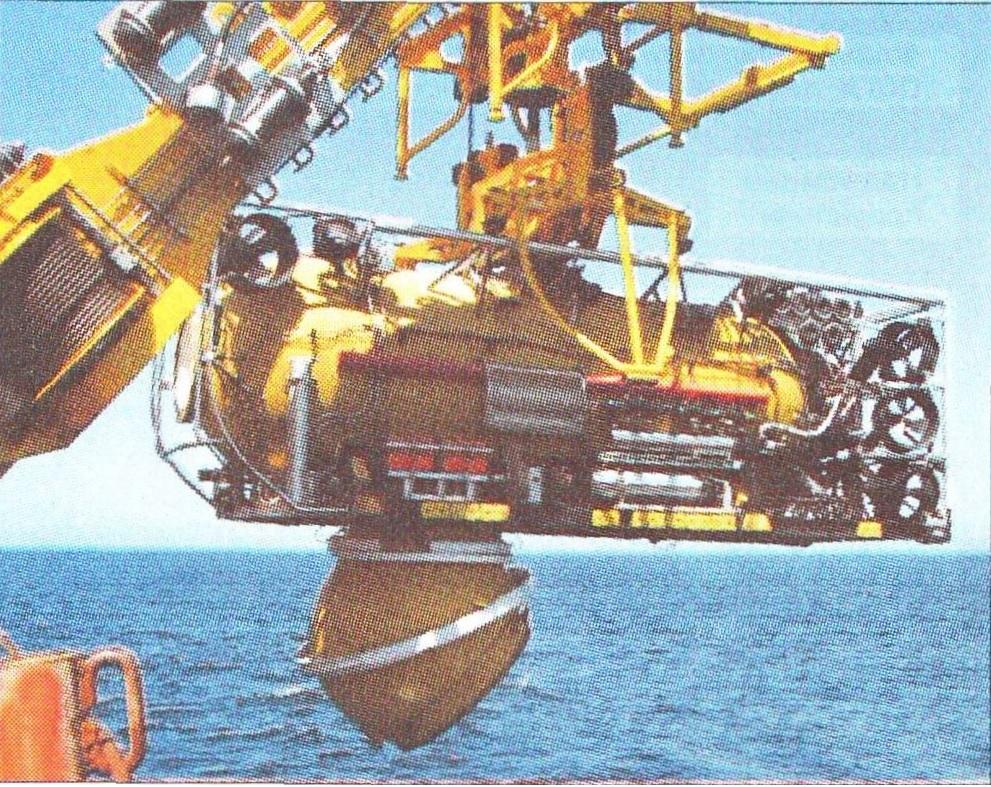 системы аварийного спасения подводных лодок