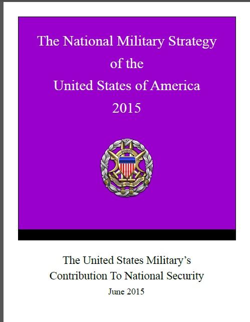Стратегия национальной безопасности США Политика union  В