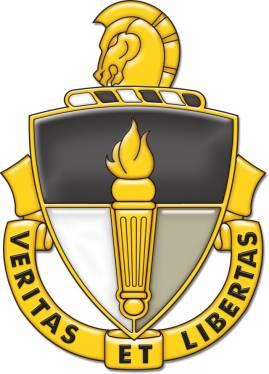 Эмблема учебного центра сил специальных операций сухопутных войск США