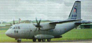 Тактический ВТС C-27J «Спартан»